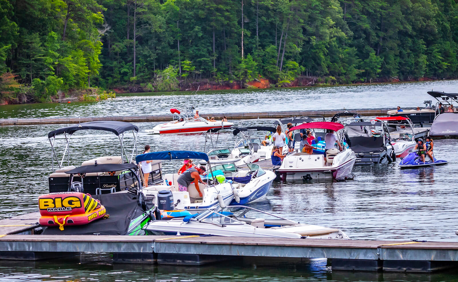 Little River Marina Boat Slips